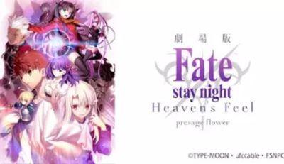 Fate Stay Night Heavens feel 1